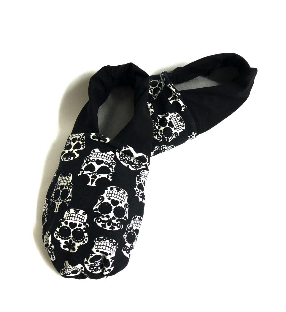 Värmetofflor Cozy slippers black 40-41